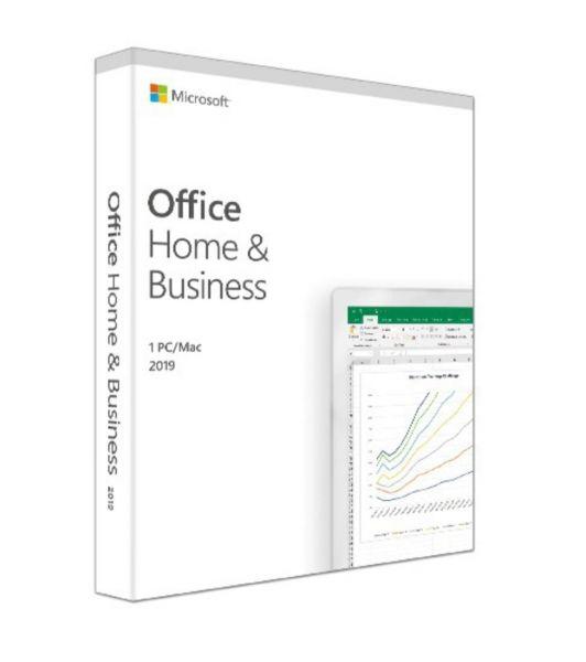 Microsoft Office 2019 für MAC Home & Business