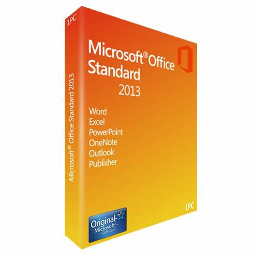 Microsoft Office 2013 Standard / Download