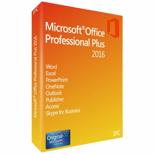 Microsoft Office 2016 Professional Plus / Download