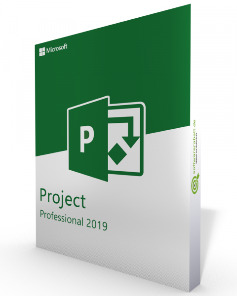 Microsoft Project 2019 Professional Click to run