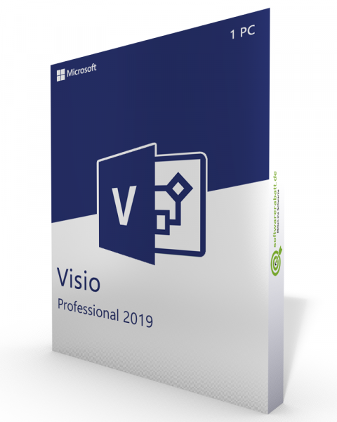 Microsoft Visio 2019 Professional Click to run