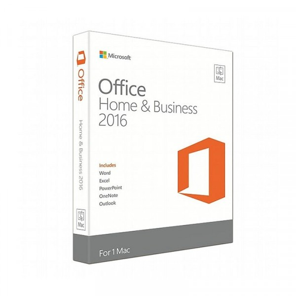 Office 2016 für MAC Home & Business Vollversion